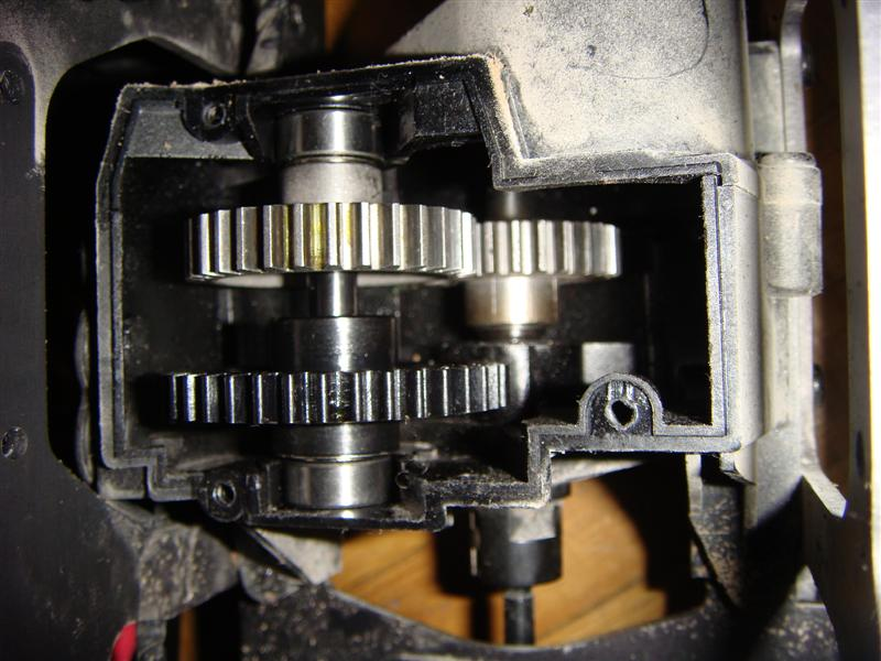 3 Idler gear instaled (Medium).JPG